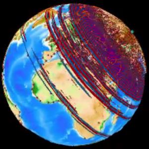 Jeter un œil « Au centre de la Terre »