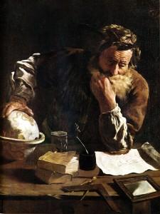 Archimède et la taille de l'Univers