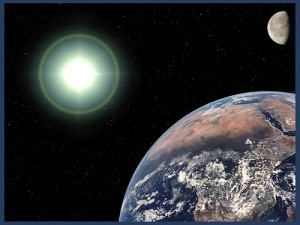 Le Soleil a une influence sur le climat de la Terre