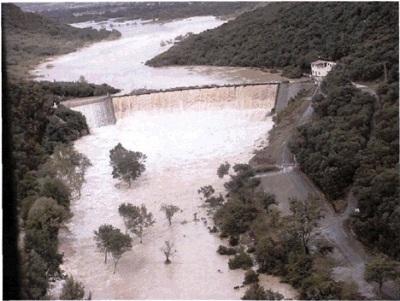 Simulation de pluies extrêmes dans les Cévennes