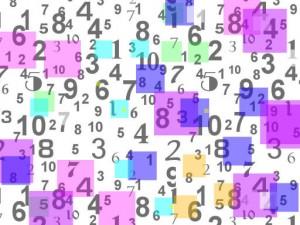 Quels nombres l'homme produit-il ?