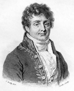 Fourier et la température de la Terre
