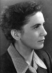 Olga Alexandrovna Ladyzhenskaya