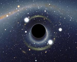 Les mathématiques des trous noirs