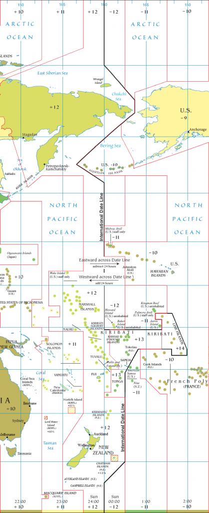 Quand a commencé la guerre du Pacifique ?