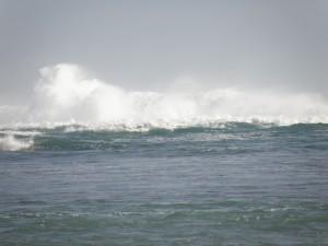Les vagues et les rivages, une question de changement de variable