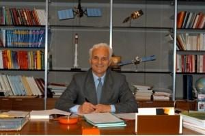 Jacques-Louis Lions, président du CNES